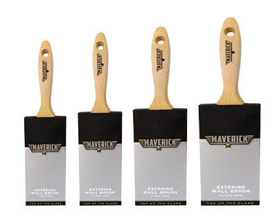 Maverick Exterior Brush Range